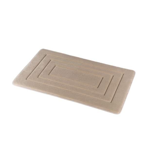 Academy Memory Foam Bath Mat Sand - Bathroom Mats