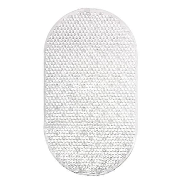 Bubble Plastic Bath Mat Clear - Bathroom Mats
