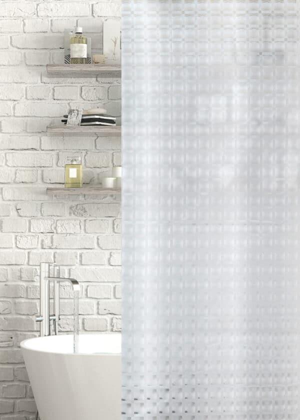 Camden Eva Shower Curtain - Shower Accessories