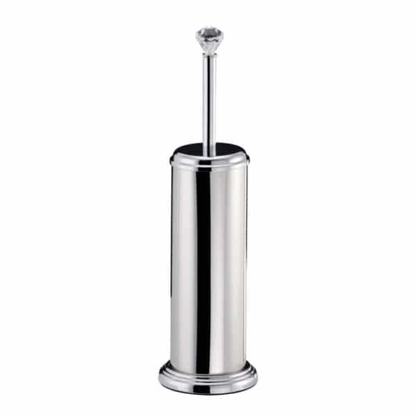 Crystalle F/S Toilet Brush & Holder - Toilet Brushes