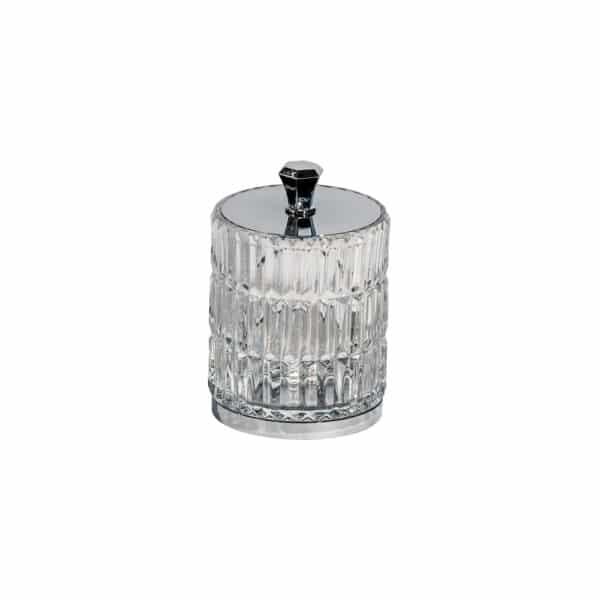 Elegance Glass Storage Jar - Tissue Box Holders