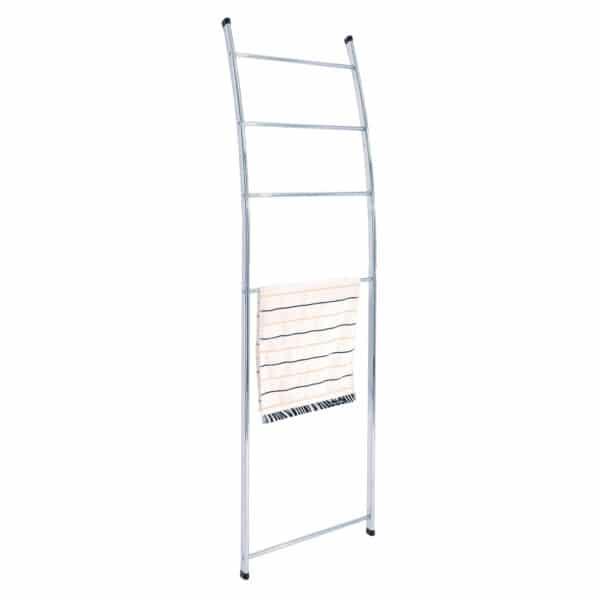 Loft Towel Rail Ladder Chrome - Free Standing Towel Rails