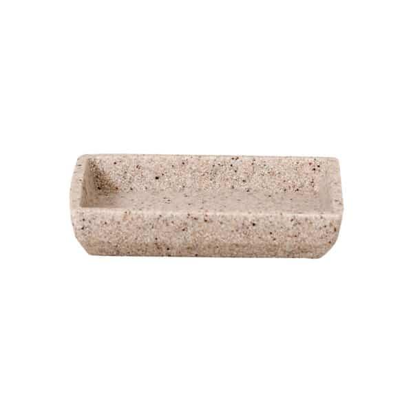 Metro Sand Soap Dish - Soap Dishes
