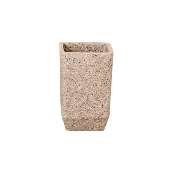 Metro Sand Tumbler - Bathroom Tumblers