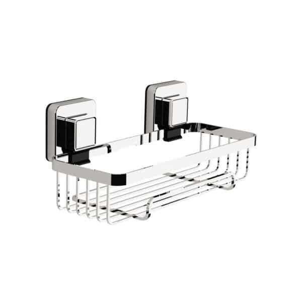 Pushloc Rectangular Basket - Bathroom Caddies and Baskets
