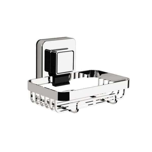 Pushloc Soap Basket - Bathroom Caddies and Baskets