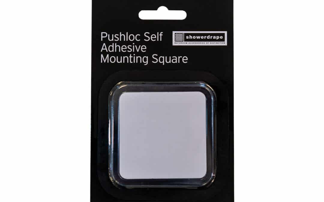 Pushloc Sa Mounting Square Clear