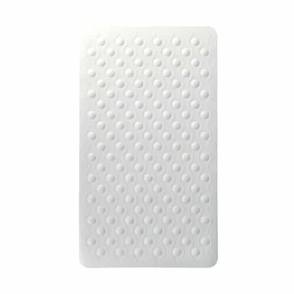 Sola Bath Mat White - Bathroom Mats
